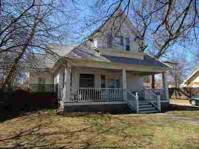 El Dorado KS Multi Family Home For Sale: $70,000