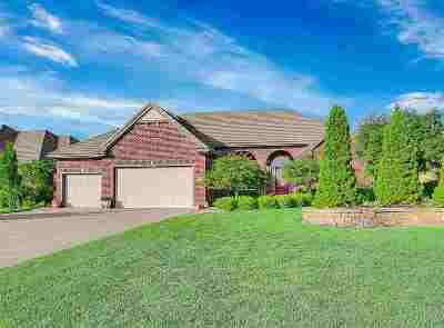 Wichita Single Family Home For Sale: 1825 W Harborlight St