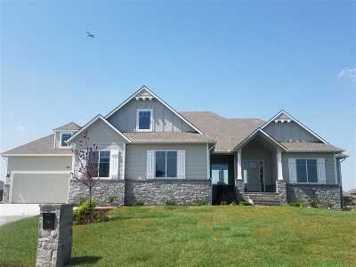 Sedgwick County Single Family Home For Sale: 4520 W Shoreline Cir