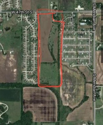 Wichita Residential Lots & Land For Sale: 2917 W 47th St