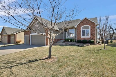 Wichita Single Family Home For Sale: 14200 W Onewood Pl. #5