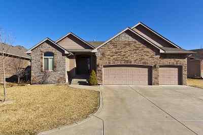 Wichita Single Family Home For Sale: 15910 E Majestic