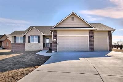 Wichita Single Family Home For Sale: 15603 E Hazel Nut Cir