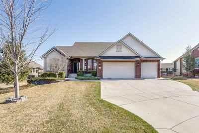 Wichita Single Family Home For Sale: 14221 W Burton Ct