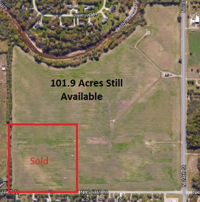 Wichita Residential Lots & Land For Sale: 2401 W 69th