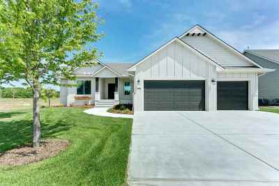 Wichita Single Family Home For Sale: 2968 N Gulf Breeze Ct.