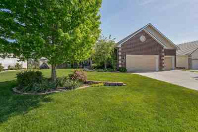 Wichita Single Family Home For Sale: 6603 W School Cir