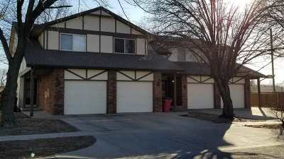 Wichita Multi Family Home For Sale: 8623 W Thurman St