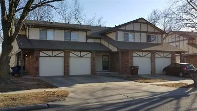 Wichita Multi Family Home For Sale: 8723 W Thurman St