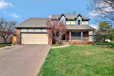 Wichita Single Family Home For Sale: 2319 N Stoneybrook St