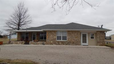 Winfield Single Family Home For Sale: 1205 Country Club Rd