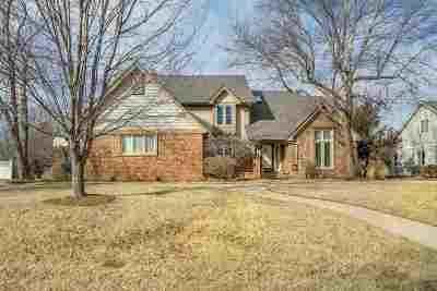 Wichita Single Family Home For Sale: 2875 N Cypress St