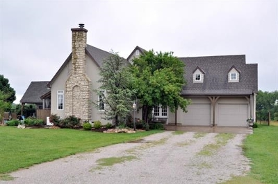 Belle Plaine Single Family Home For Sale: 731 Whitetail Dr