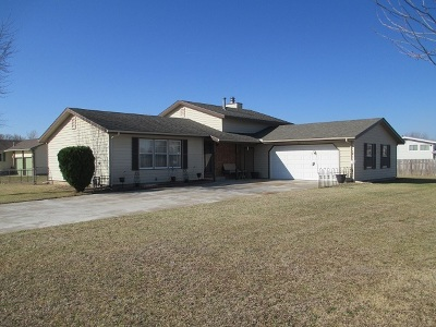 Newton Single Family Home For Sale: 127 Southport Circle