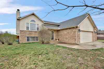 Mulvane Single Family Home For Sale: 1736 N Blue Ridge Ct
