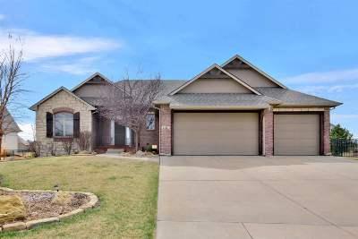 Wichita Single Family Home For Sale: 13211 E Stampede St
