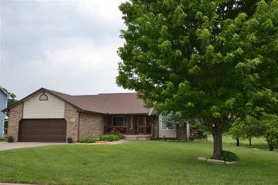 Augusta Single Family Home Contingent: 2011 Loomis Dr