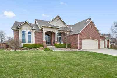 Wichita Single Family Home For Sale: 12914 W Harvest Lane