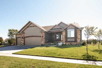 Wichita Single Family Home For Sale: 14405 W Valley Hi Rd