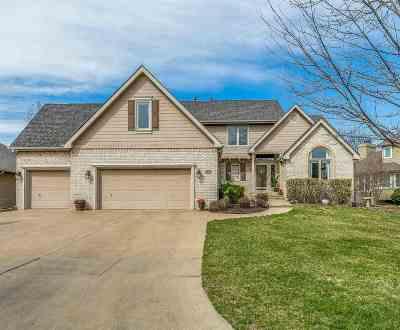 Wichita Single Family Home For Sale: 15322 E Windham Cir