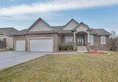 Wichita Single Family Home For Sale: 13408 E Tallowood Dr.
