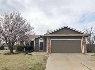 Wichita Single Family Home For Sale: 11013 W Jewell