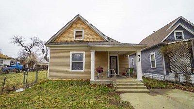Wichita Single Family Home For Sale: 926 S Market St