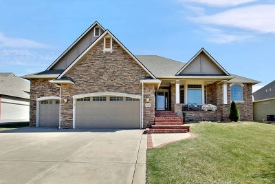 Derby Single Family Home For Sale: 2630 N Rough Creek Rd