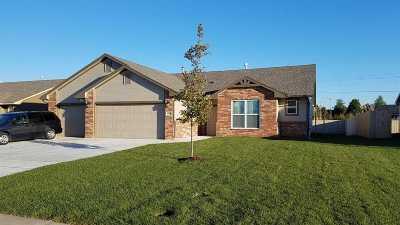 Wichita Single Family Home For Sale: 8605 E Millrun