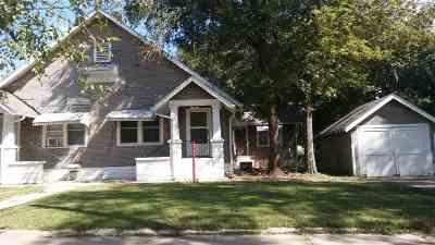 Wichita Multi Family Home For Sale: 2132 N Park Pl