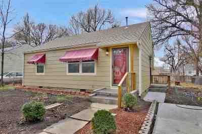 Wichita Single Family Home For Sale: 1451 N Minnesota Ave