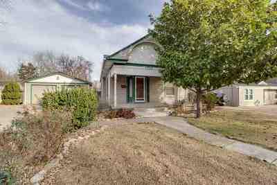 Wichita Single Family Home For Sale: 1210 W 14th St