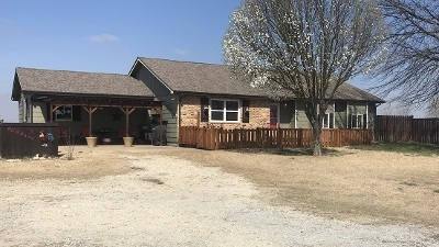 Douglass Single Family Home For Sale: 7450 SW 170th St
