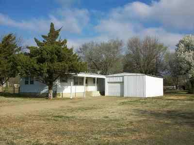 Arkansas City KS Single Family Home For Sale: $36,000