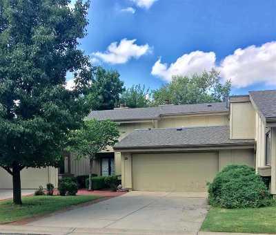 Wichita KS Condo/Townhouse For Sale: $84,900