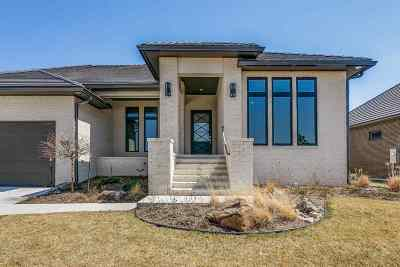 Wichita Single Family Home For Sale: 3614 N Beach Club Circle