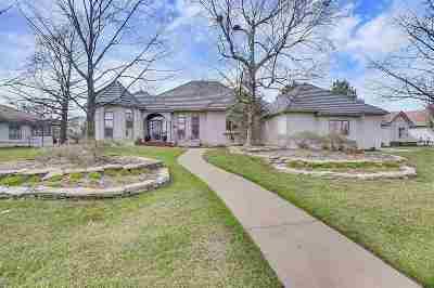 Wichita Condo/Townhouse For Sale: 47 E Via Verde