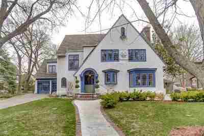 Wichita Single Family Home For Sale: 434 N Belmont