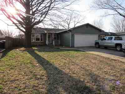 Augusta Single Family Home For Sale: 917 Alice St