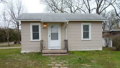 Winfield KS Single Family Home For Sale: $39,500