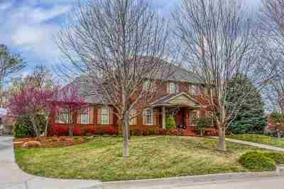 Wichita Single Family Home For Sale: 7406 W Lakewood Cir