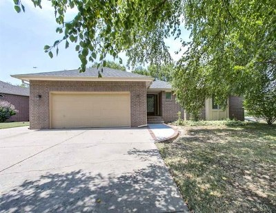 Wichita Single Family Home For Sale: 533 N Birkdale Ct