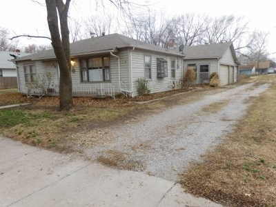 Oxford Single Family Home For Sale: 113 S Michigan St