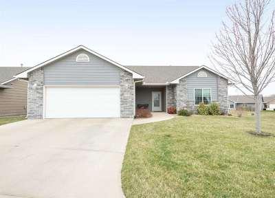 Wichita Single Family Home For Sale: 13206 W Nantucket St