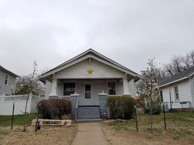 Wellington Single Family Home For Sale: 117 N G St