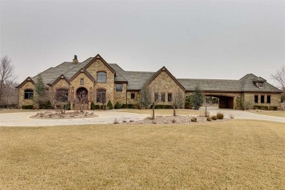 Single Family Home For Sale: 3020 E Flint Hills National Pkwy