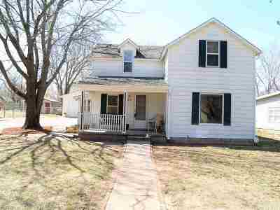 Maize Single Family Home For Sale: 315 S King St