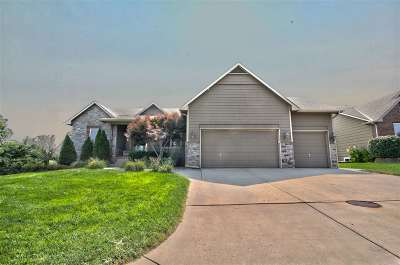 Wichita Single Family Home For Sale: 14200 W Onewood Pl #1