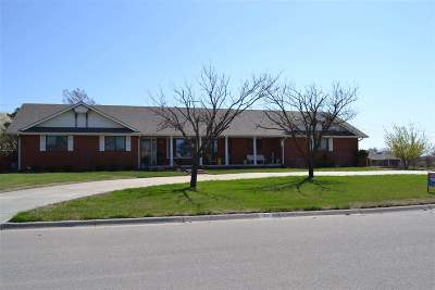 Augusta Single Family Home For Sale: 2906 Lakeshore Dr
