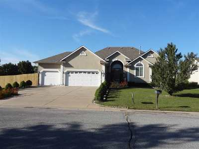 Bel Aire Single Family Home For Sale: 4572 N Fritillary Ct.